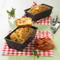 Découvrez la recette cake tomates feta sur cuisineactuelle.fr.