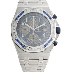 Audemars Piguet 1998 Royal Oak Offshore Gem-Set Chrono 25862SC.ZS.1000ST.02.A