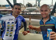 Obrigado meu amigo Ângelo Pessoni. Foi doloroso duro vento câimbras e debilidade. Valeu o esforço. Vc foi campeão comigo. Que venham mtas outras vitorias by marcustce http://ift.tt/20n03TH