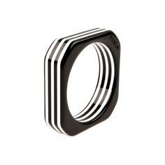 GLAM Bracelet Coconut, Onyx Jewels - Furla - United Kingdom