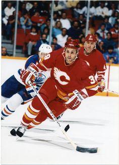 Doug Gilmour was a in the season, a career high for the forward. Ice Hockey Teams, National Hockey League, Hockey Players, Calgary, Christmas Sweaters, The Incredibles, Seasons, Sports, Legends