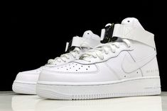 """outlet store 3d9c6 3950a 2018 ALYX x Nike Air Force 1 High """"1017 ALYX 9Sm"""" White 315123-111"""