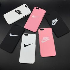 3a80ba6bb4237 The New Nike Printed Iphone 7 7plus 6 6s Plus Cover Case Nice Gift Box 6s