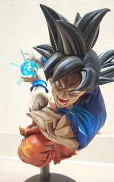 Untitled Goku Ultra Instinct, Anime Figurines, Dragon Ball Z, Manga Anime, Action Figures, Lion Sculpture, Character Design, Sketches, Fan Art