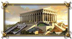 7 Maravilhas do Mundo - Templo de Ártemis em Éfeso
