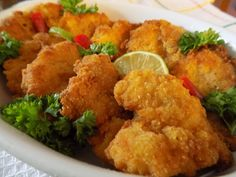Krůtí miniřízečky v kari těstíčku recept - TopRecepty. Cauliflower, Turkey, Chicken, Meat, Vegetables, Ethnic Recipes, Easy Meals, Cauliflowers, Veggie Food