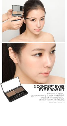 3CE Eye Makeup products from Korea. Authenticity Guaranteed. Only from EyeCandy's: http://www.eyecandys.com/eye-makeup/