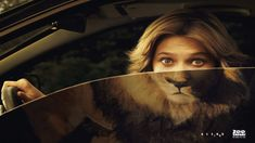 Zoo Safari This print advertising truly lives up to its tagline: 'Blend In.' The photography, along with Photoshop expertise and the gorgeous colours, make the campaign cute yet sophisticated. DDB is known for its innovative take on products and campaigns such as this Chuppa Chups advertisment and its breast cancer awareness series.