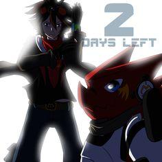 Two Days Left by MoonPhyr.deviantart.com on @deviantART