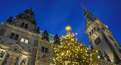 De mooiste stedentrips in de winter, via @InfoStedentrips - Natuurlijk staat Hamburg er ook tussen!