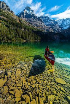 Yoho National Park, BC, Canada