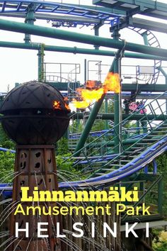 Guide and tips to visiting Linnanmäki Amusement Park in Helsinki, Finland.