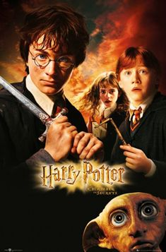 Harry Potter and the Chamber of Secrets posters for sale online. Buy Harry Potter and the Chamber of Secrets movie posters from Movie Poster Shop. We're your movie poster source for new releases and vintage movie posters. Harry Potter Poster, Harry Potter Films, Daniel Radcliffe, Harry Potter Francais, Harry E Hermione, Ron Weasley, Hermione Granger, Movies To Watch, Good Movies