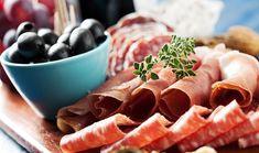 Τα top 9 παντοπωλεία-delicatessen για ελληνικά προϊόντα Food Places, Charcuterie Board, Waffles, Meat Platter, Breakfast, Cake, Recipes, Board Ideas, Eat Right