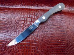 Woodward Custom Knives