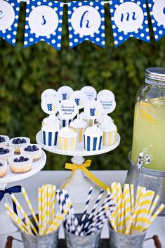 The TomKat Studio | Blog: Lemonade + Iced Coffee Stand :: International Delight