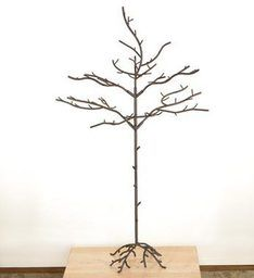 Brown Twig Table Top Tree