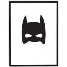 Poster - Batman - CarlijnQ