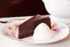 #Sacherkakku #Sachertorte #chocolate