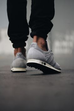 the best attitude 77304 532b8 adidas LA Trainer OG