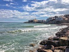 Centro di #Vieste #Gargano #Puglia