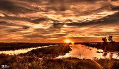 puesta de sol Southern Province, The Province, San Fernando Cadiz, Andalusia, Celestial, Sunset, Outdoor, Beautiful, Sunsets