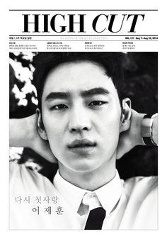 Lee Je Hoon - High Cut Magazine Vol.131