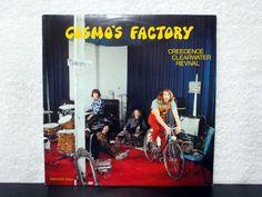 cosmos factory 1970 jhon fogerty tom fogerty doug clifford stu cook ...