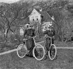 – Sykkelen har gjort mer for å frigjøre kvinner enn noe annet   forskning.no