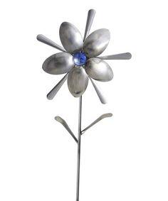 Look at this #zulilyfind! Andromeda Garden Stake by Forked Up Art #zulilyfinds