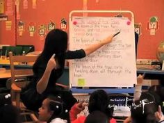 teachers reading and writing project
