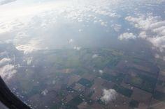 Matkakuvia lentokoneesta otettuna Airplane View, Amsterdam, New York, Italia, New York City, Nyc