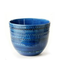 Bitossi 'blue' ceramics