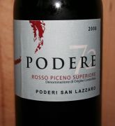 Podere 72 San Lazzaro 2008