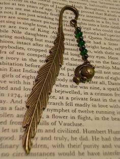 Steampunk 'The Globetrotter' Bookmark £4.00