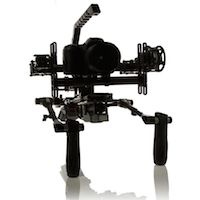 SHAPE ISEEII GIMBAL Shoulder Rig Shadow Series 2 Axis Video Gimbal Stabilizer