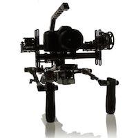 SHAPE ISEEII GIMBAL Shoulder Rig Shadow Series 2 Axis Video Gimbal Stabilizer