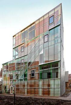 De Vylder Vinck Taillieu > Les Ballets C De La B & LOD | HIC Arquitectura