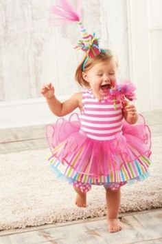 {So Sweet} First Birthday Party Dress...