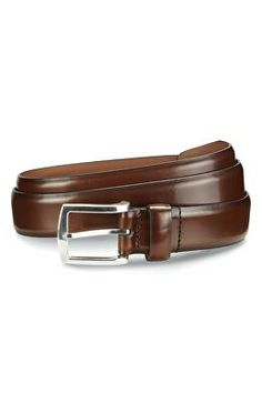 1b56bf5142e ALLEN EDMONDS Designer Midland Ave. Leather Belt