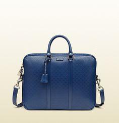 bright diamante leather briefcase $1950