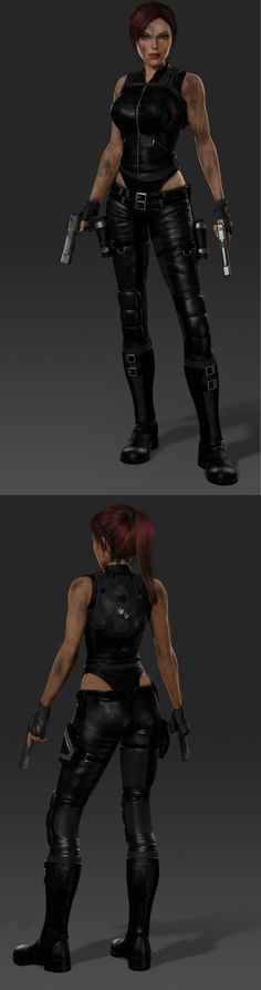 Tomb Raider wasn't better off with a reboot - don't get me wrong, it's great and all, I just always dreamed of Lara being this half evil/half good femme fatale; set in the city like AOD or something! Dream on...