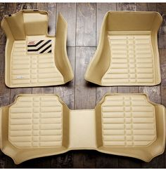 AA Special Floor Mats For BMW 1 3 5 7 Series GT F10 F11 F15 F20 F25 F30 F34 E60 E90 X1 X3 X4 X5 X6 Non-slip Leather Carpets