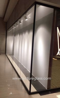 Guangzhou Tecture Glass Co. Laminated Glass, Glass Partition, Store Fronts, Hospitality, Exterior Design, Commercial, Profile, Simple, Furniture
