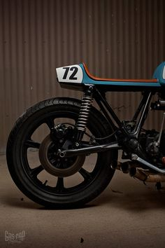 GasCap Motor's Blog: Yamaha XS750 by Ugly Motorbikes on Sale!
