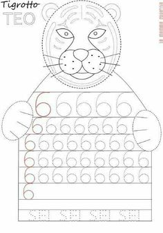 Crafts,Actvities and Worksheets for Preschool,Toddler and Kindergarten.Lots of worksheets and coloring pages. Printable Preschool Worksheets, Preschool Math, Kindergarten Activities, Writing Numbers, Math Numbers, Preschool Painting, Math Work, Free Math, Math For Kids