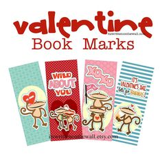 Heres a fun Sugar-Free Gift for your little Valentine Readers. Excellent gift for teachers to give to their students and Librarians to hand