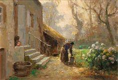 Carol: Edouard-Leon Cortes (1882-1969)