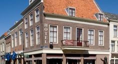 Fletcher Hotel De Zalm Brielle Situated in historic Brielle, this Fletcher hotel offers bright rooms with free Wi-Fi. It has a restaurant and a bar. Europoort is just over a 20-minute drive away.  The bright rooms are fitted with heating and come with a TV.