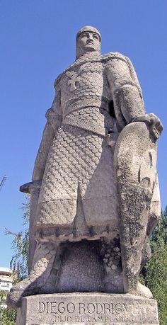 Diego Rodríguez, hijo del Cid Campeador - Portal Fuenterrebollo Knights Templar History, Spanish Armada, Spanish Royal Family, Jimmy Buffett, European History, Ancient Egypt, Valencia, Medieval, Portugal